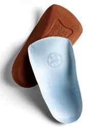 Birkenstock Blue Footbed